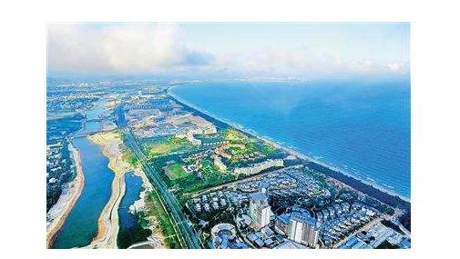 三亚海棠湾到底有多牛!三亚海昌梦幻不夜城即将开业!