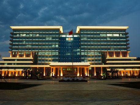 海南省政府大楼