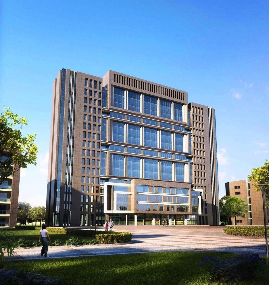 广州市天意有福公司办公大楼
