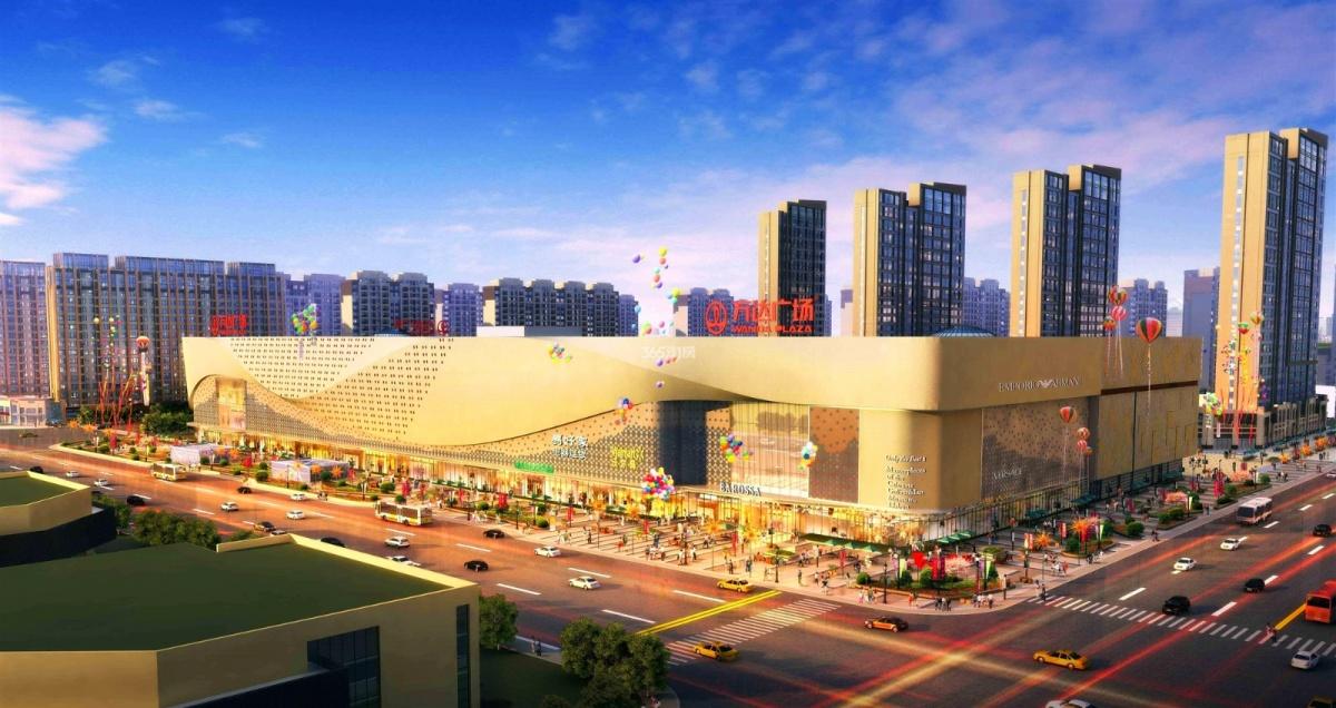 广州市增城区万达广场