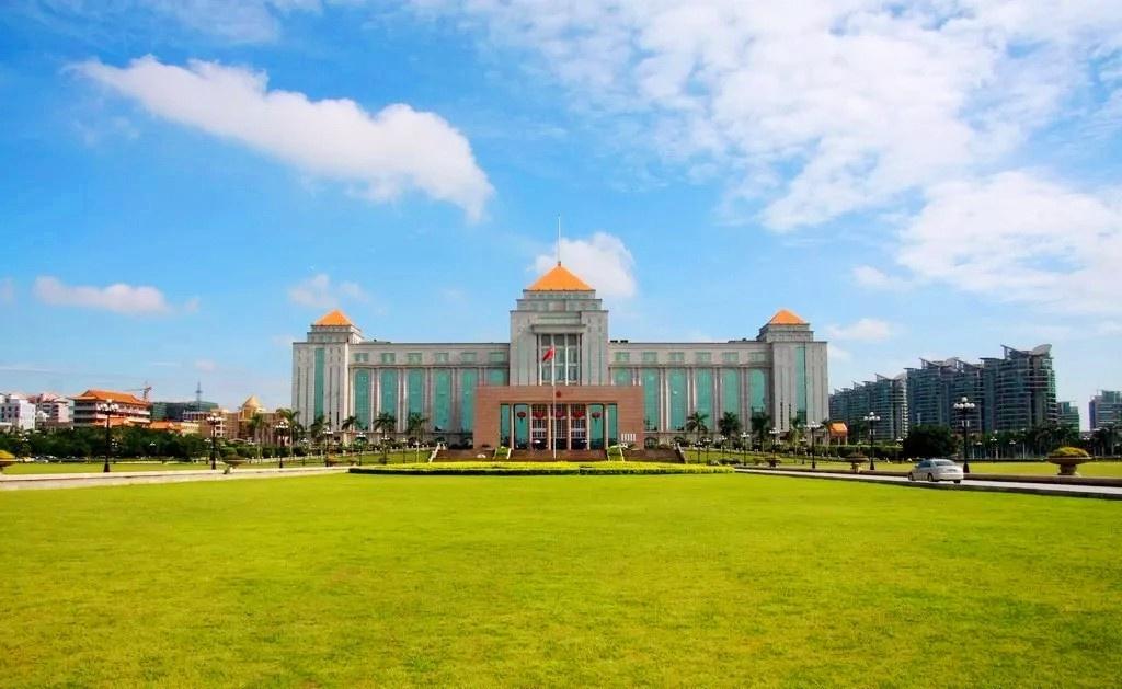 广州市花都区政府大楼