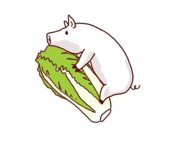 猪拱表情斗图白菜恶搞表情包怎么下载1图片