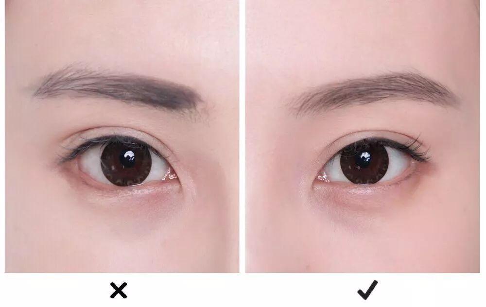 10个最容易犯的化妆错误!