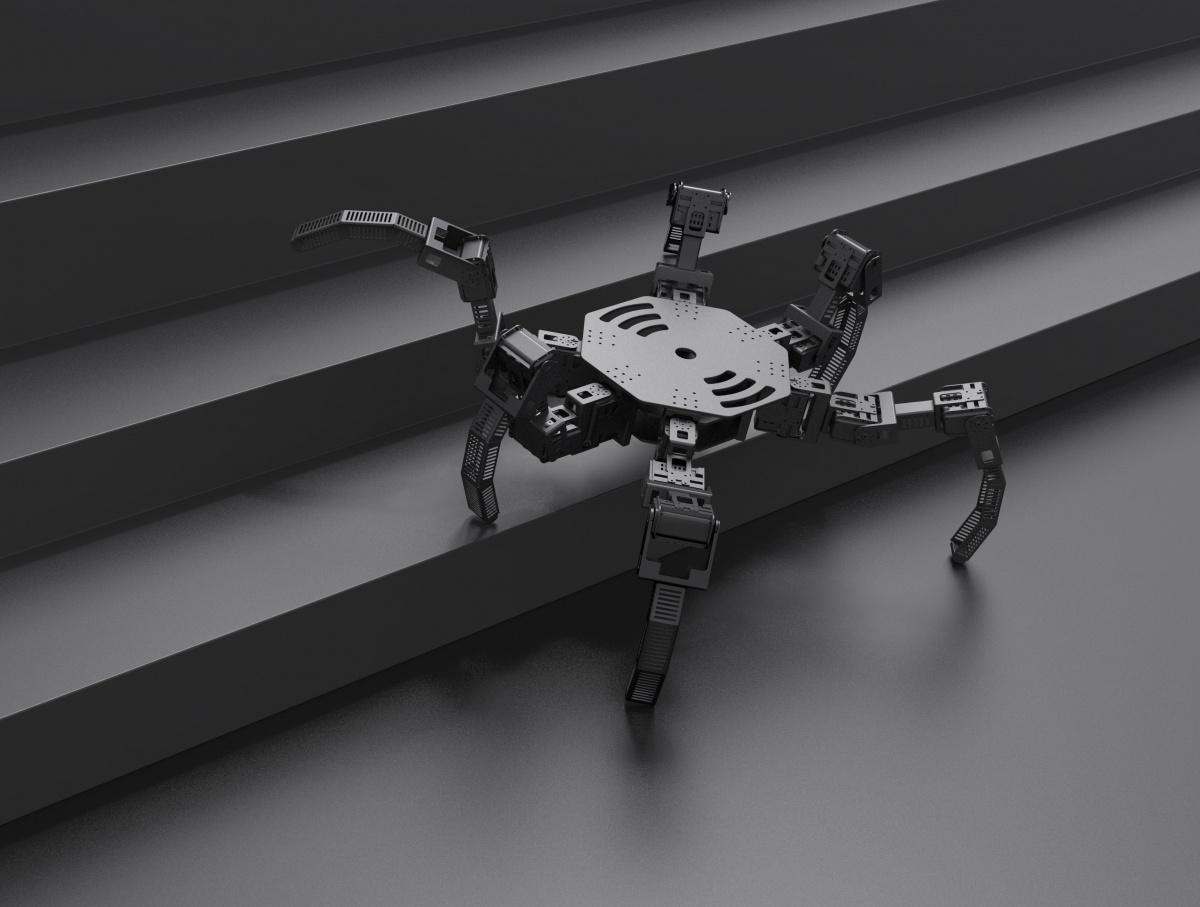 六足机器人 Hexapod.jpg