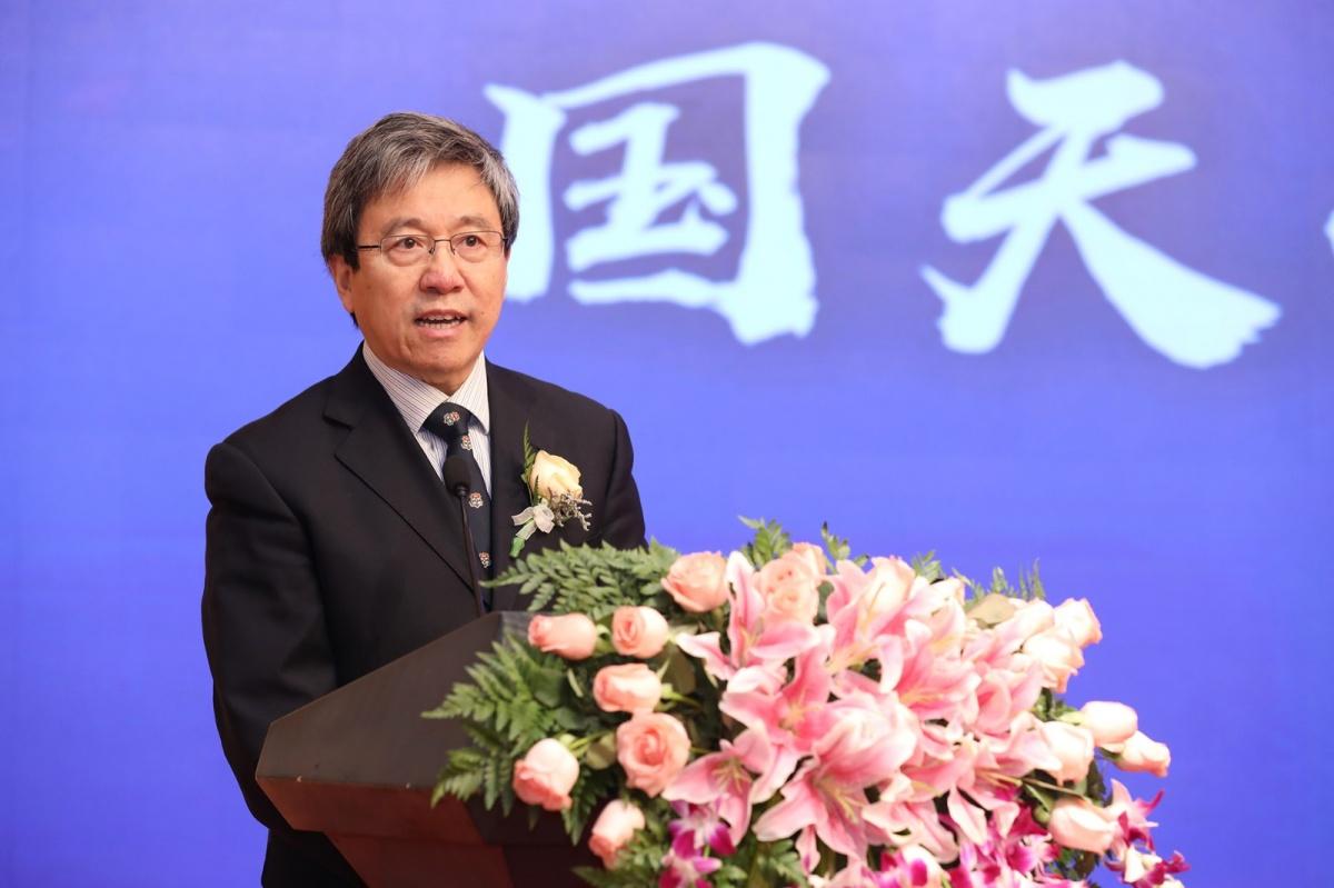 4原国家卫生健康委员会项目监管中心张朝阳司长致辞.JPG