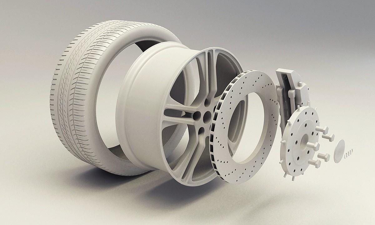创点产品3D视频