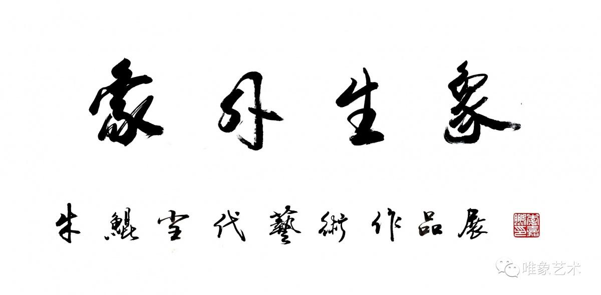 《象外生象》朱鲲当代艺术作品展