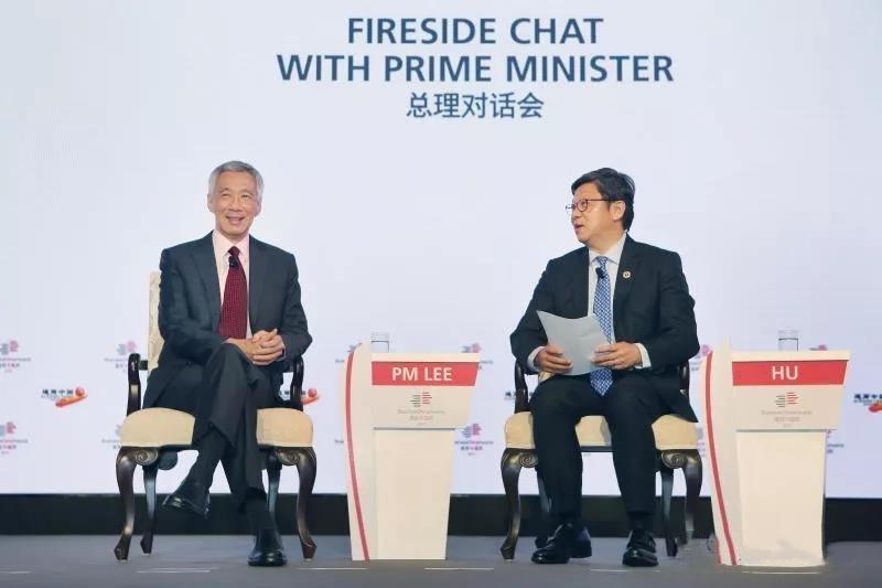 李显龙:我不是任何人的跟屁虫,我代表我自己-热点新加坡