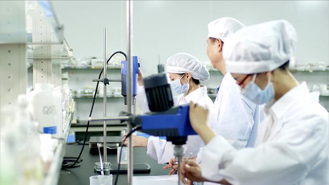 化妆品研发加工厂