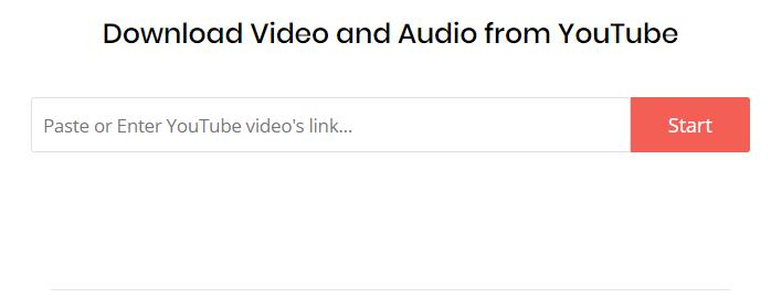 Rdownloader.com , YouTube免费在线下载