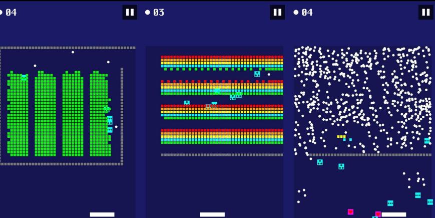 砖块破坏者破解版 适合消磨时间的经典娱乐游戏