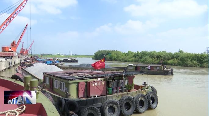 """污染防治在攻坚263在行动 区交通运输局组织开展""""江河碧空""""专项检查行动"""