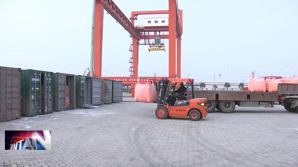 常金一体 交通先行 金坛港:提升港口管理   保障水上春运安全