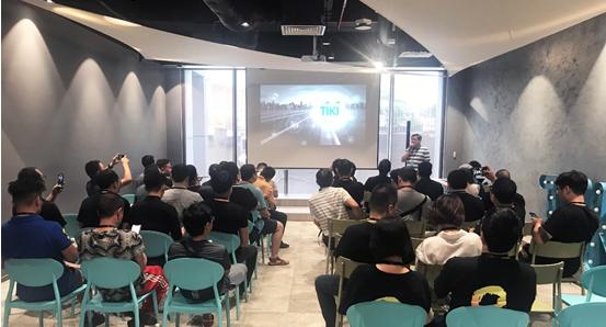 Tiki.vn是越南本土电商平台