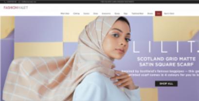 马来西亚电商FashionValet