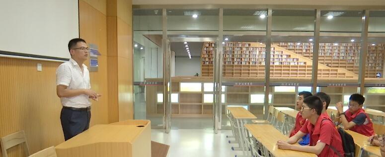金沙文明行 图书馆新力量 志愿者在行动