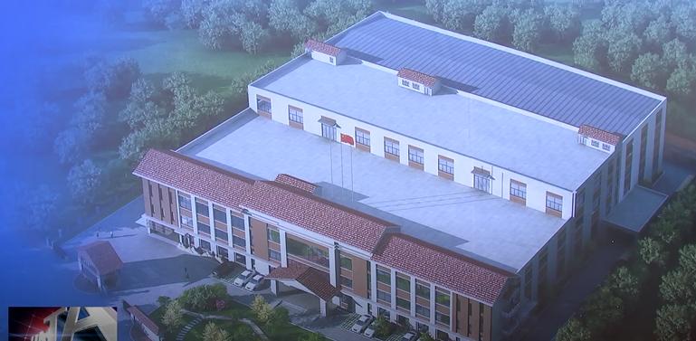 創新2019 走进现场看进度 帕丁顿生物:6月开工建设 项目形象进度已达30%