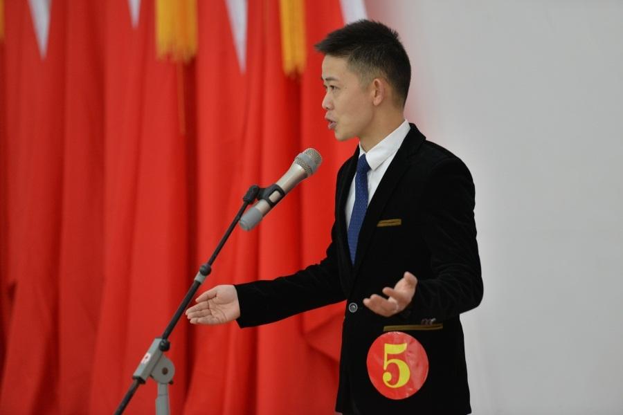 3.该系副主任张华在学院党建演讲比赛中荣获第一名.JPG