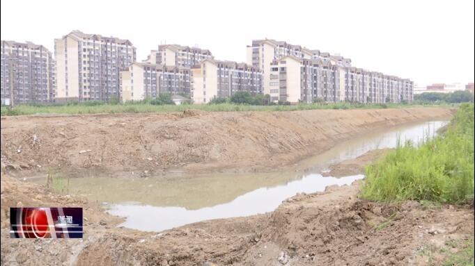 金坛区已启动三处城区防汛工程建设