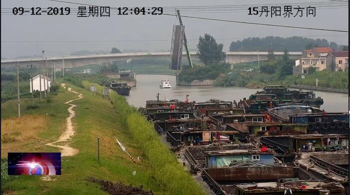 丹金溧漕河尊龙d88段老桥拆除 航道改造即将启动