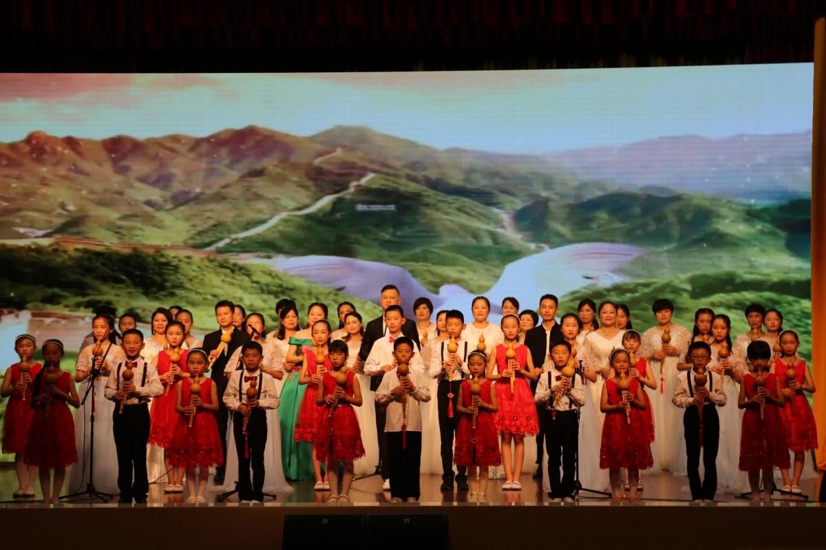 热烈庆祝宁国市葫芦丝专场音乐会成功举办!