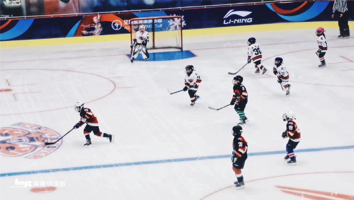 【宝安·滑冰】1200平高端真冰溜冰场!39.9元抢100元『全明星滑冰俱乐部』90分钟单人票