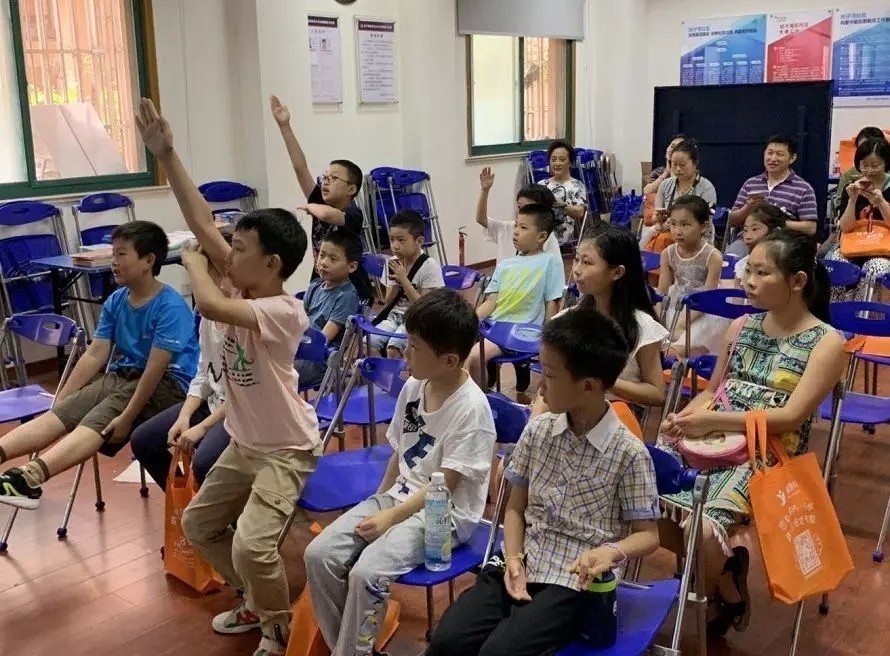 这个暑假真精彩!万博APP进不去教育暑假社区活动完美收官!