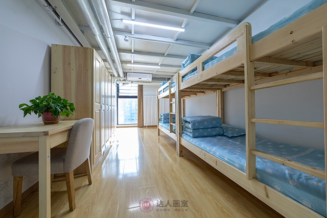 达人画室宿舍住宿环境
