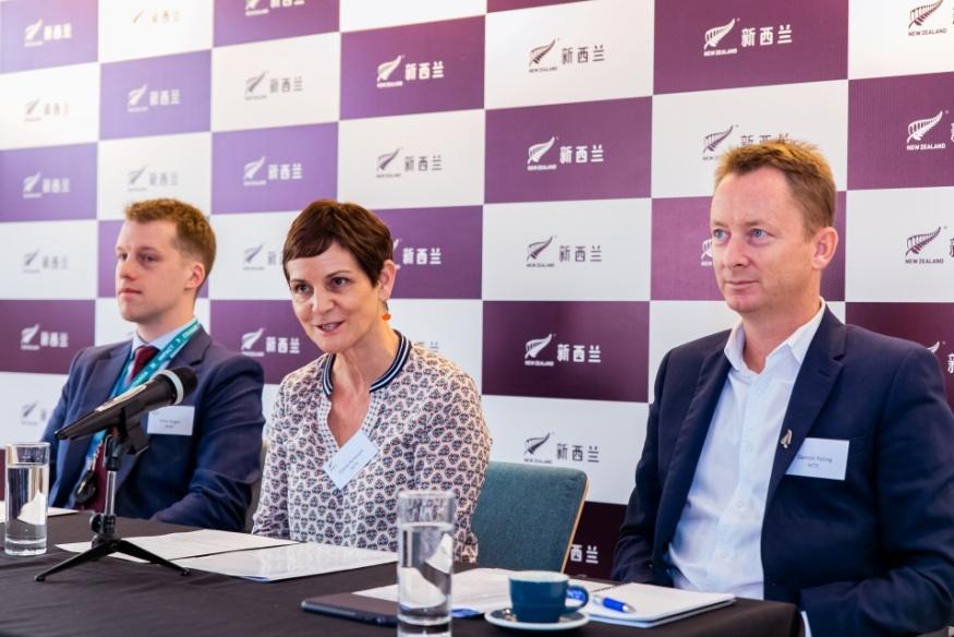 新西蘭多家優質食品企業亮相2019中國進博會
