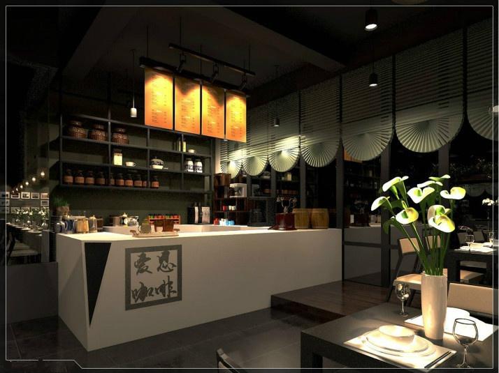 咖啡馆装修风格
