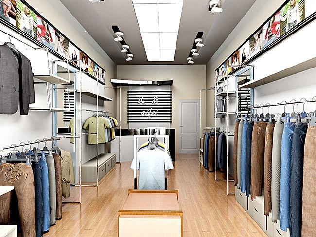 服装店的装修材料有哪些