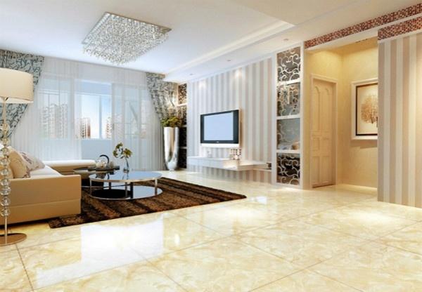 客厅装修用什么瓷砖好