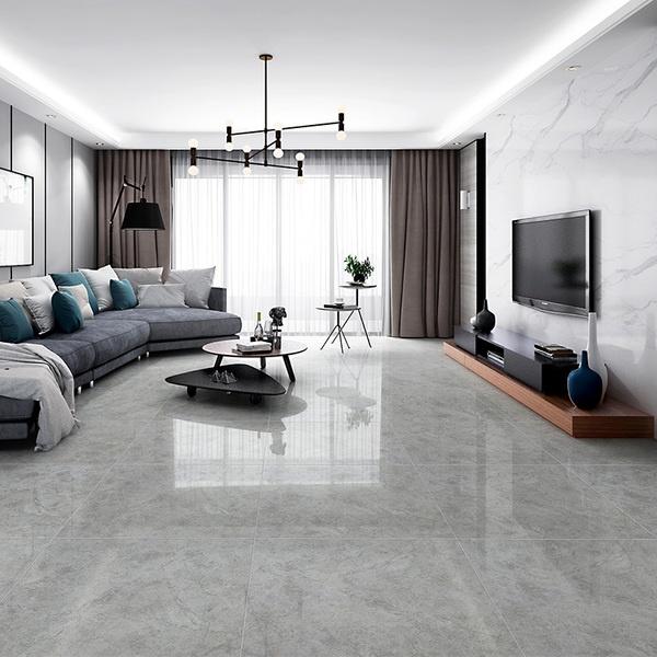 客厅装修通体砖