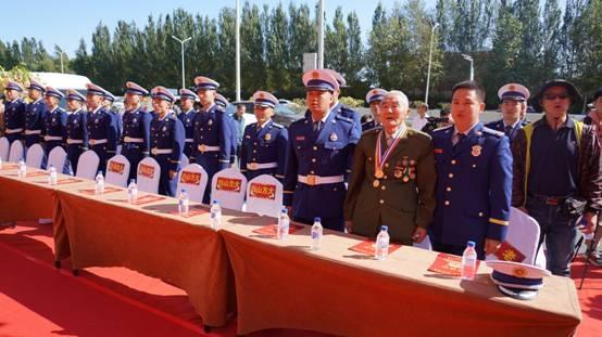 軍民同歌魚水情,吉林酒博館舉辦國慶70周年匯演活動