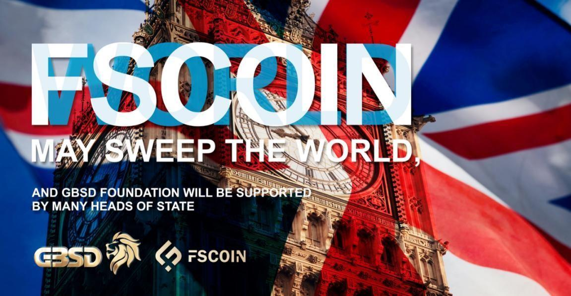 FSCoin may take the world by storm. GBSD Foundation is supported by leaders of many countries