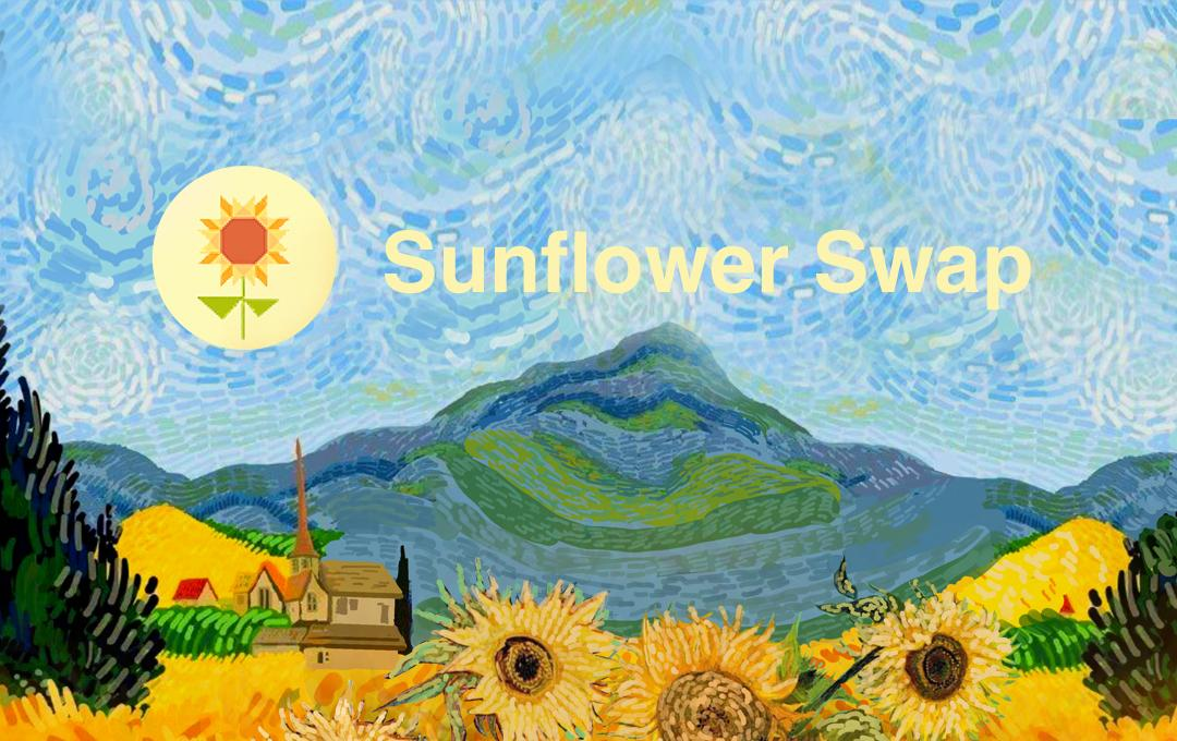 Innovative DeFi+NFT+Crypto Art Platform—Sunflower Swap