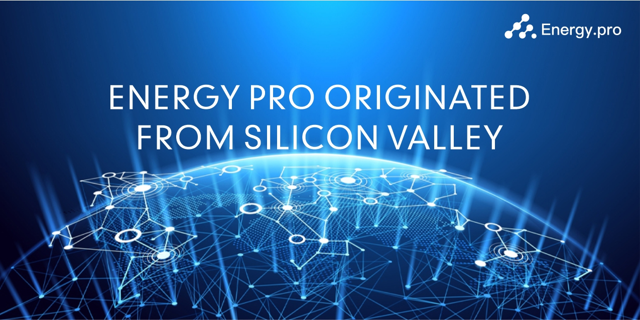 The mysterious team of Silicon Valley makes efforts, Energy-pro counterattacks the blockchain
