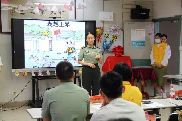 9月,新阳光第36间-重庆首间病房学校开学啦!