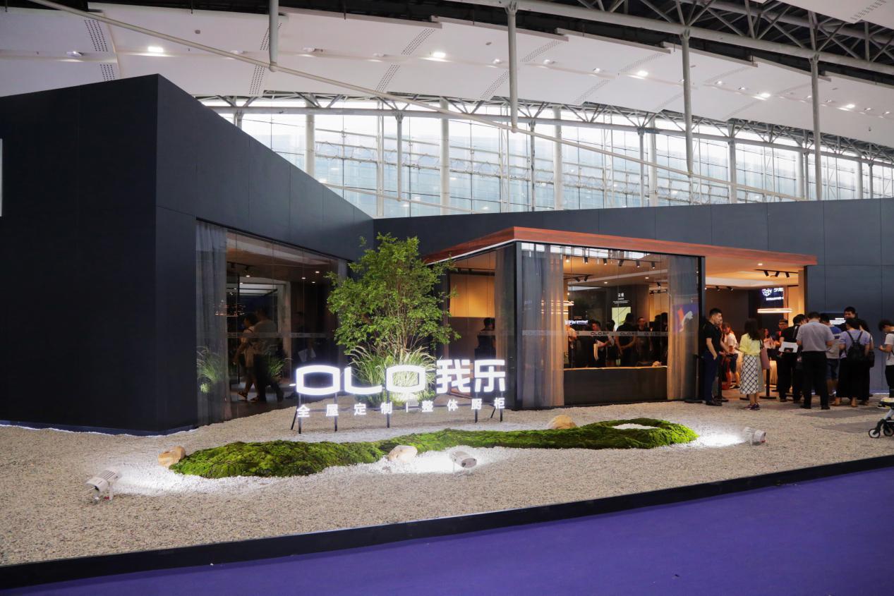 广州建博会500平高端展厅,最吸睛的定制家居展馆还是他!