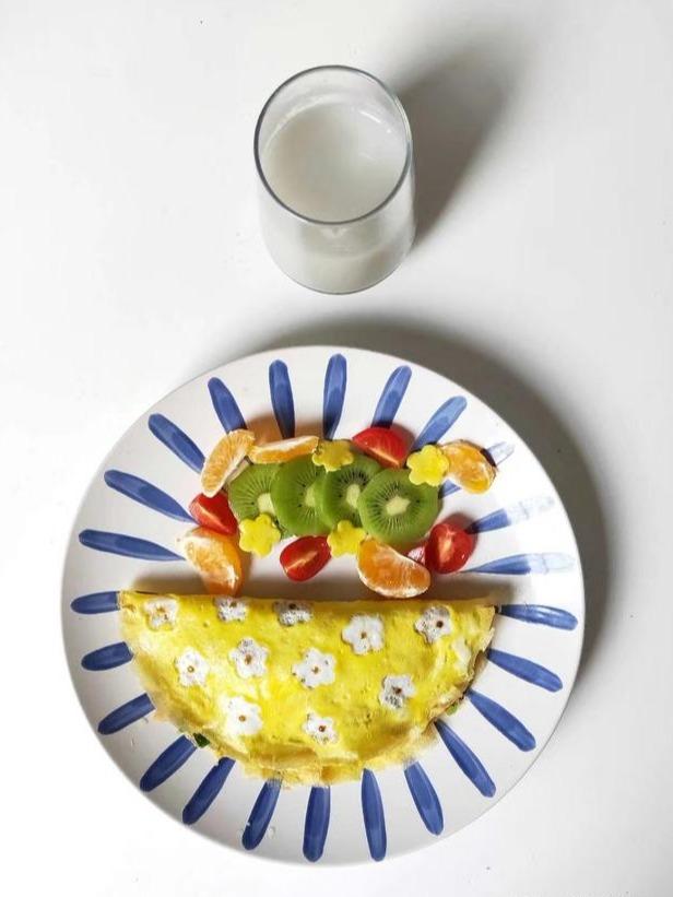 10分钟就可以搞定的早餐,好吃又低卡,教你9份花样早餐不重样