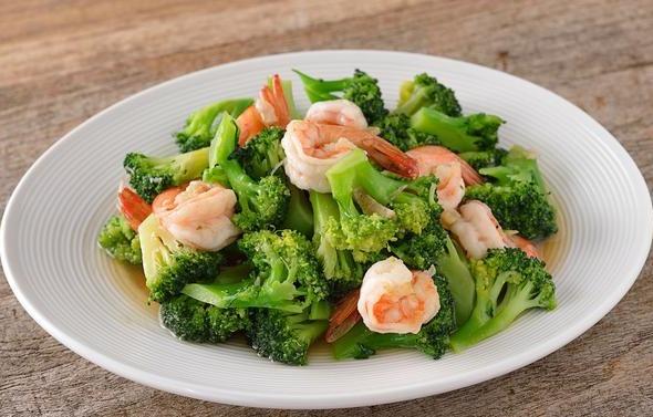 减肥不要再吃水煮西蓝花了,大静静教你4招,翠绿清爽,太香了