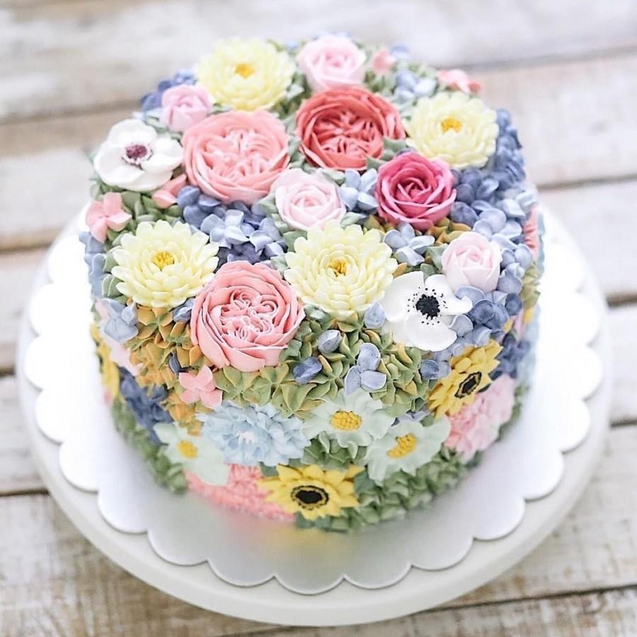 蛋糕裱花課程