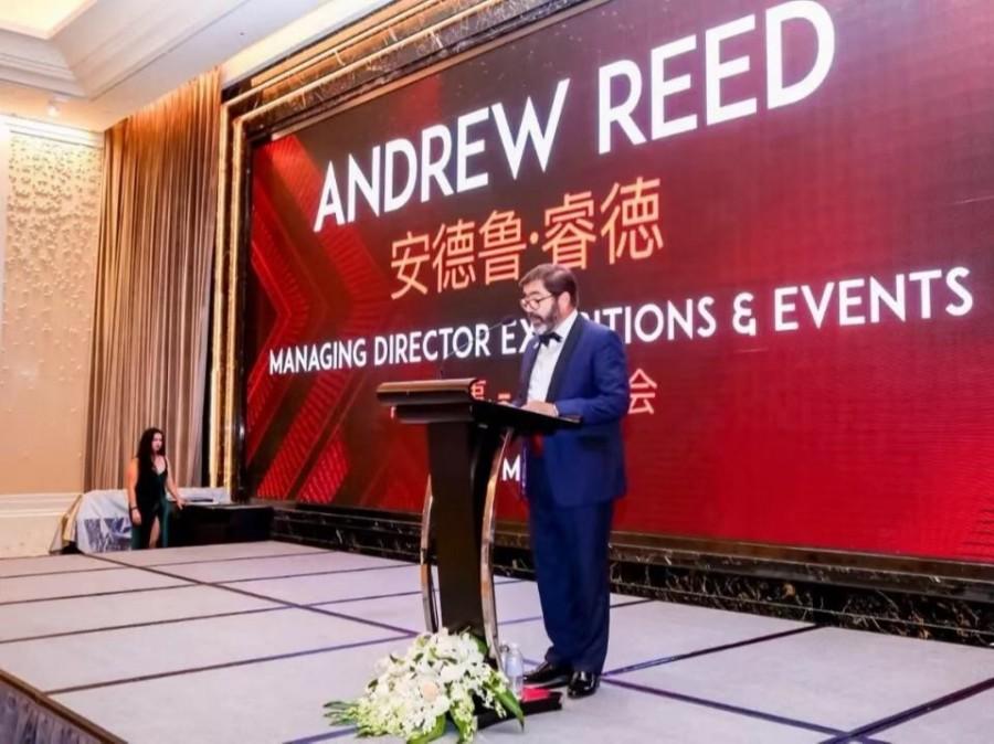 Andrew Reed致辞.JPG