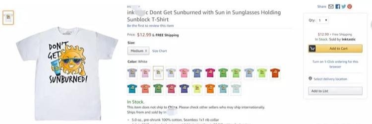 亚马逊Listing没有销量的N种问题,说到你了吗?